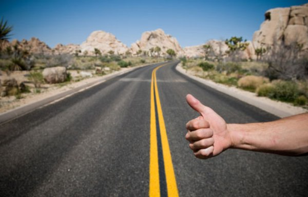 Как ездить автостопом