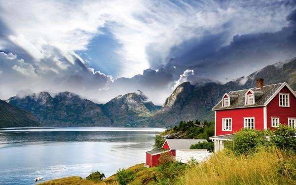 Контрастная Норвегия