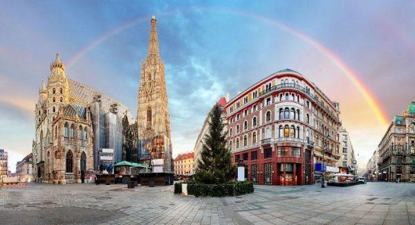 Достопримечательности южной Вены