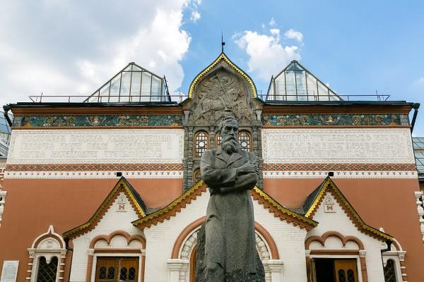 Государственная третьяковская галерея: сокровища русского искусства
