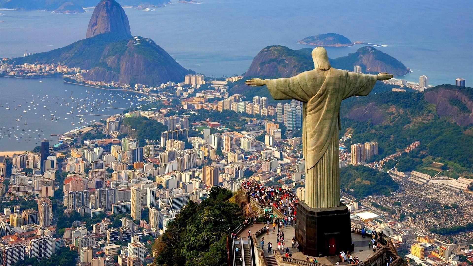 Рио-де-Жанейро: город праздник