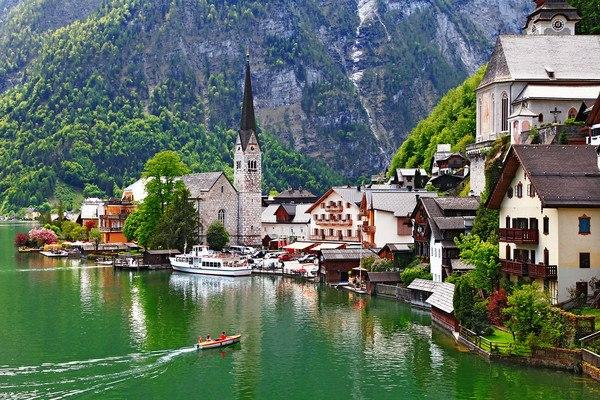 Историческое и природное достояние Австрии