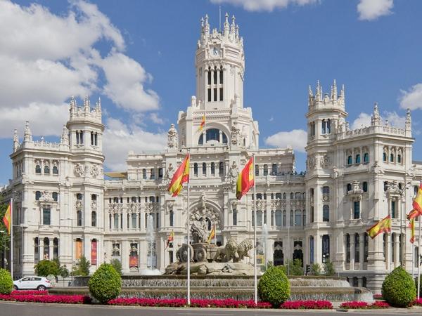 Город Мадрид: достопримечательности, история