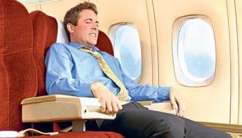 Боязнь летать на самолете: как ее преодолеть?