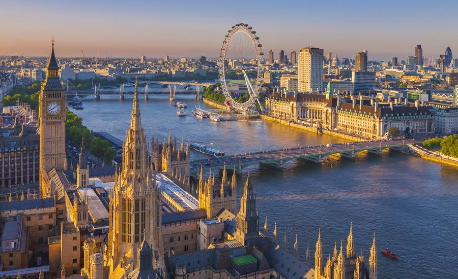 12 самых посещаемых городов мира