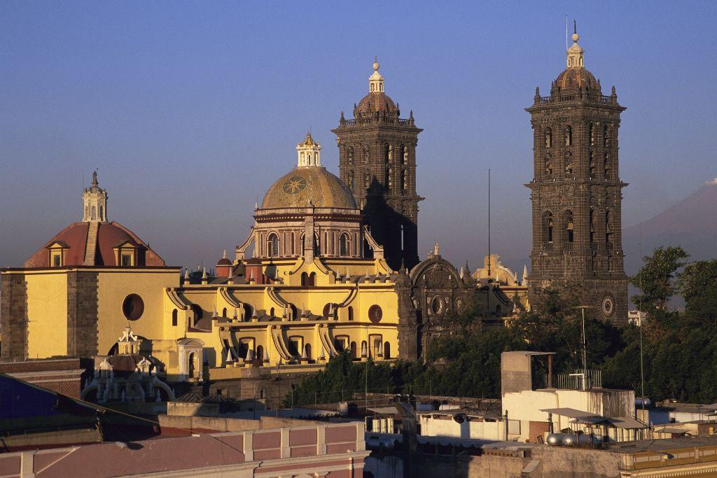 Топ 5 захватывающих уголков города ангелов Пуэбла
