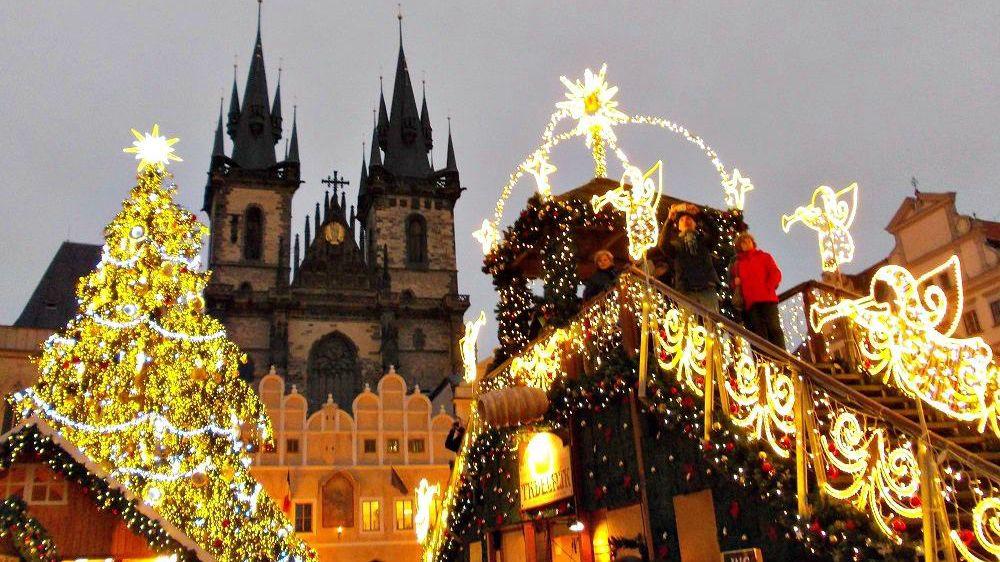 Топ-5 стран где лучше встретить Новый год