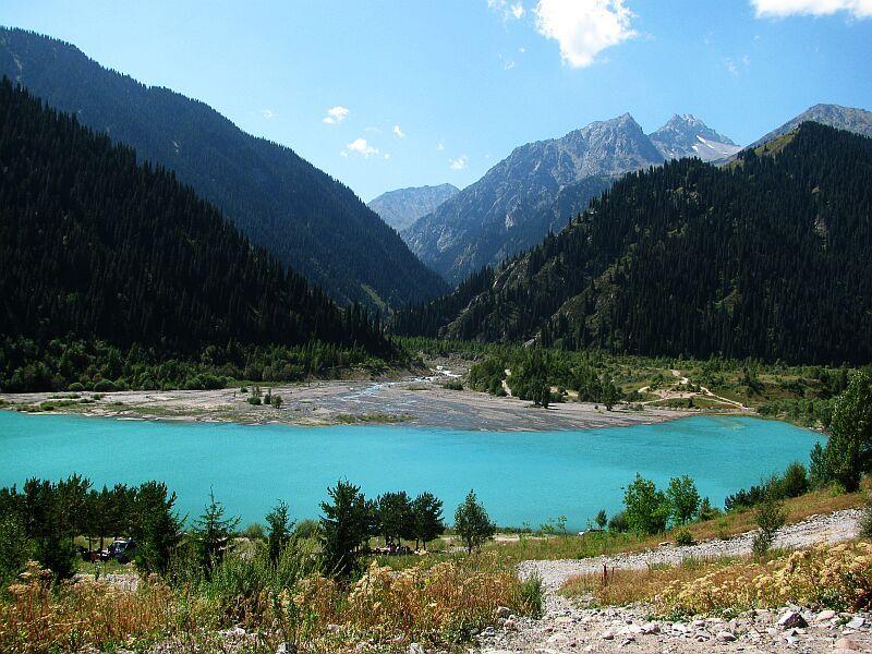 Гибель жемчужины Средней Азии — озера Иссык
