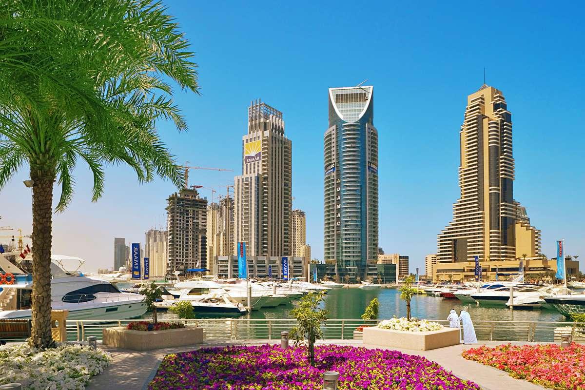 7 городов, которые непременно стоит посетить в Арабских Эмиратах?