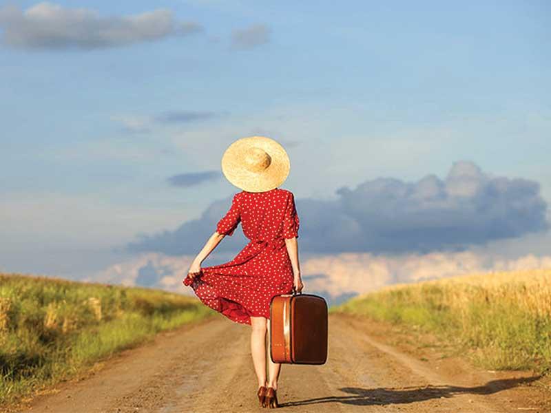11 убедительных причин, почему женщине стоит отправиться путешествовать в одиночку