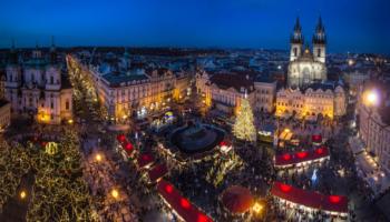 Чем зимой так манит туристов Чехия?