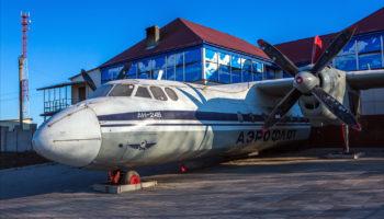 Отпуск на «высоте» — самолеты, которые превратились в отели
