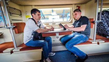 7 увлекательных игр для путешествия на поезде