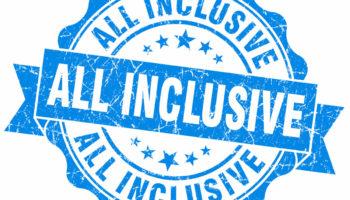 На какие курорты нужно лететь только All Inclusive