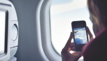 Что может произойти, если не выключить мобильную сеть в самолете?