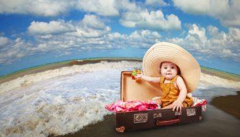 7 проблем, которые возникают во время путешествий с детьми