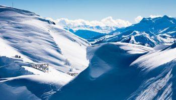 Самые лучшие места в России для зимнего отдыха