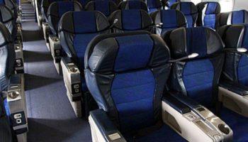 В каких авиакомпаниях самые удобные сидения в эконом-классе