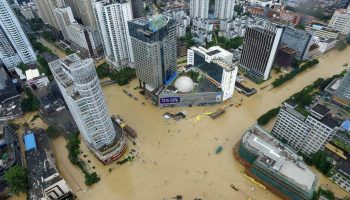 Что нельзя делать, если приближается тайфун
