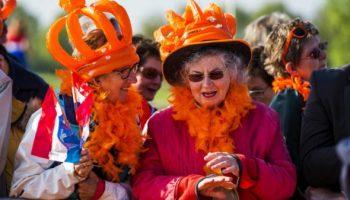5 причин побывать на Дне Короля в Нидерландах