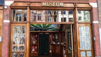 Где в Амстердаме находится музей марихуаны и чем он так знаменит