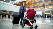 Что делать если приходится везти на отдых коляску самолетом