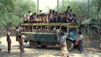 5 главных сложностей с общественным транспортом в Индии