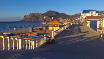 Топ-5 самых посещаемых курортов Крымского полуострова