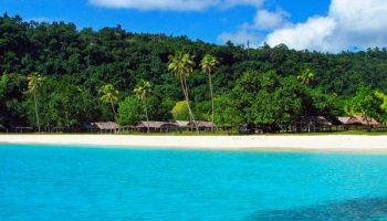 Какие курортные острова скоро могут исчезнуть с карты мира