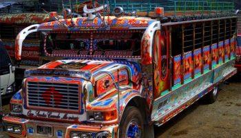 Почему европейцы приходят в ужас от общественного транспорта в Индии
