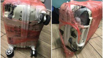 Какой чемодан работники аэропорта не смогут вскрыть незаметно