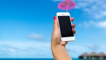5 лайфхаков чтобы мобильный телефон в отпуске всегда был на связи