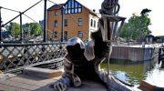 10 скульптур в Европе, оставляющих неизгладимое впечатление в памяти туристов