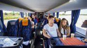 Как правильно выбрать места в автобусе для длительной поездки