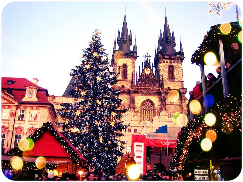 Советы для отдыха в Праге на новогодние каникулы