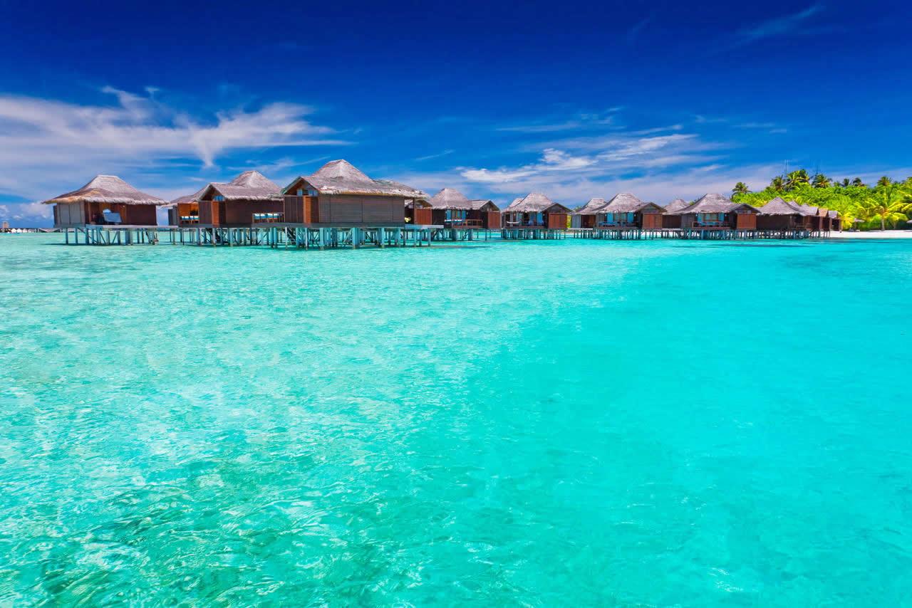 Развлечения и места, которые обязательно нужно посетить на Мальдивах