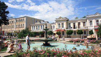 5 причин поехать на отдых в санаторий Кисловодска