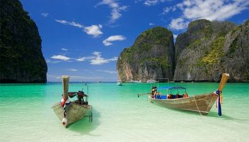 Какое море в Таиланде на Пхукете?