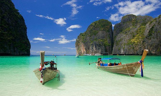 Какое море в Таиланде на Пхукете