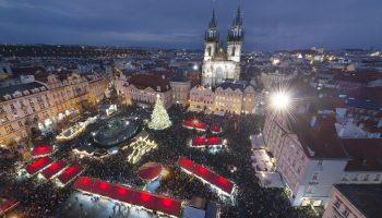 Новый год в Чехии: традиции, особенности, приметы