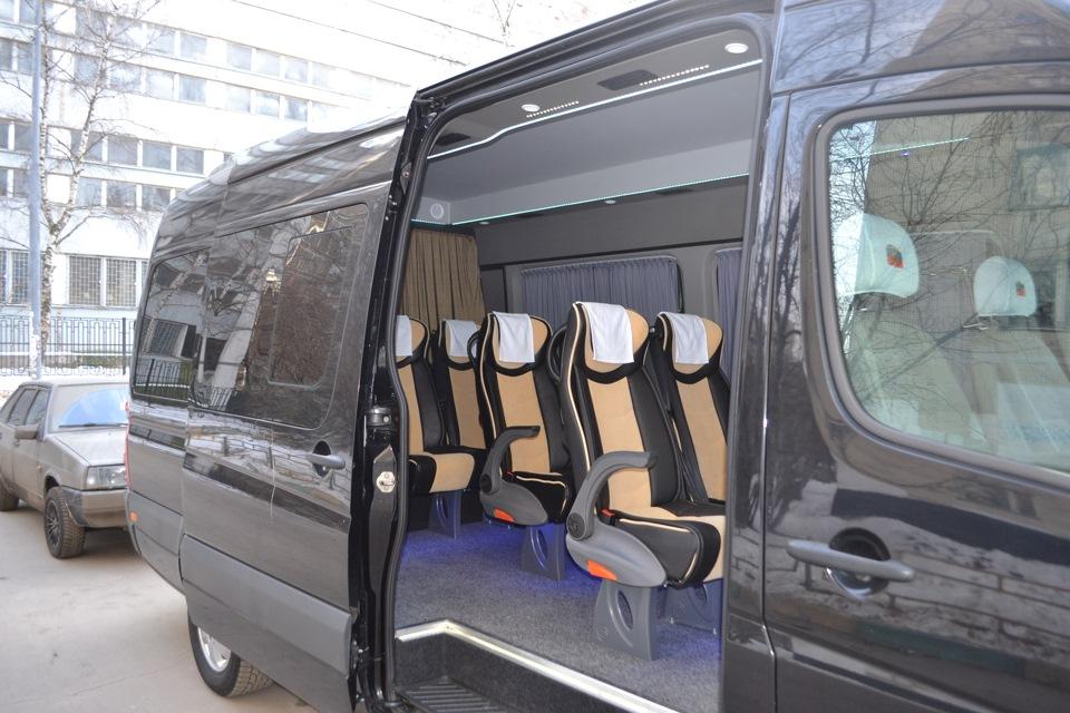 Как выбрать заказать практичный микроавтобус