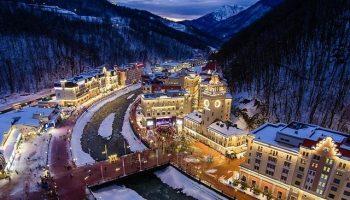 Отели на горнолыжном курорте «Роза Хутор»: топ-4 лучших варианта