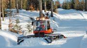 Обустройство лыжных трасс