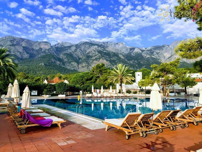 Club Med Palmiye – идеальный отдых в Турции