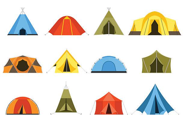 Важные правила выбора палатки для отдыха